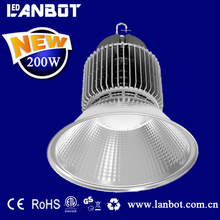 China light provide best cooperation and service SMD 3030 200w led high bay lighting