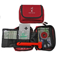 Car/Auto/Vehicle First aid kit, first aid bag, FDA/CE/ISO 13485 #LF-54