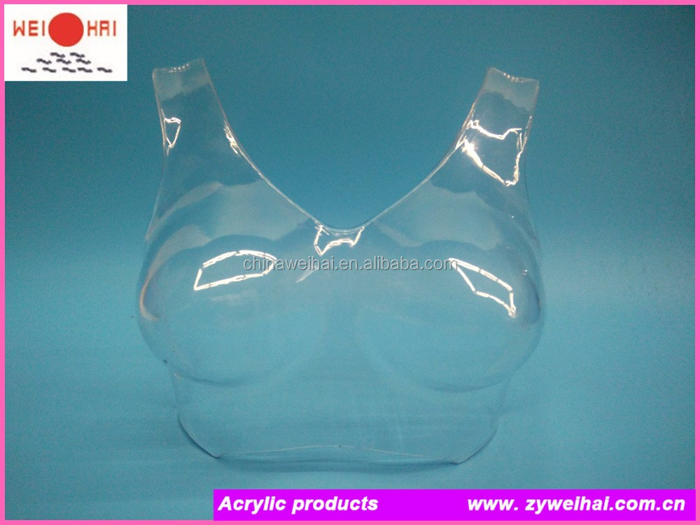 Yiwu Woman Breast Transparent Mannequin