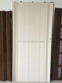 Interior Pvc Folding Doors Wooden Design Plastic Folding Door Buy Wooden Doors Design Pvc