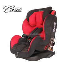 9months to12 years old baby car seat with ECE R44/04 approved,recling positions,Twinfix + Top Tether