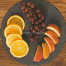Wholesale slate plate cheese chopping board