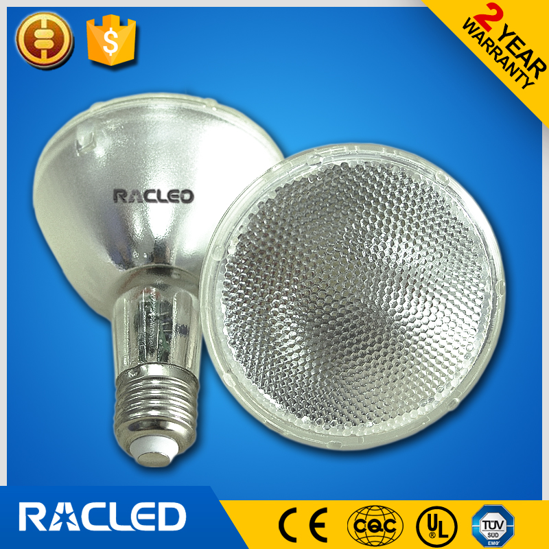 LED spot light E27 holder led par30 lights bulbs cw wm nw