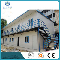 alibaba china economic prefabricated house for family, low cost modular house, Cheap prefab homes