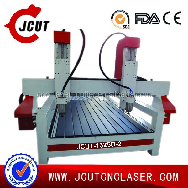 2D 3D WOOD ENGRAVING CARVING DRILLING wood based panel machinery JCUT-1325B-2(highten Z axis)
