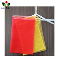 Sales small garlic fruit monofilament mesh net bag for packing