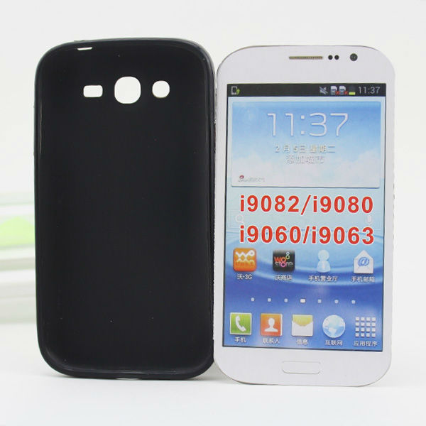 soft skin hybrid case for samsung galaxy grand duos i9082