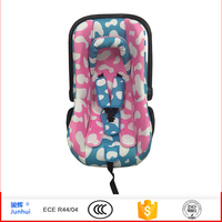 Racing car child safety seat