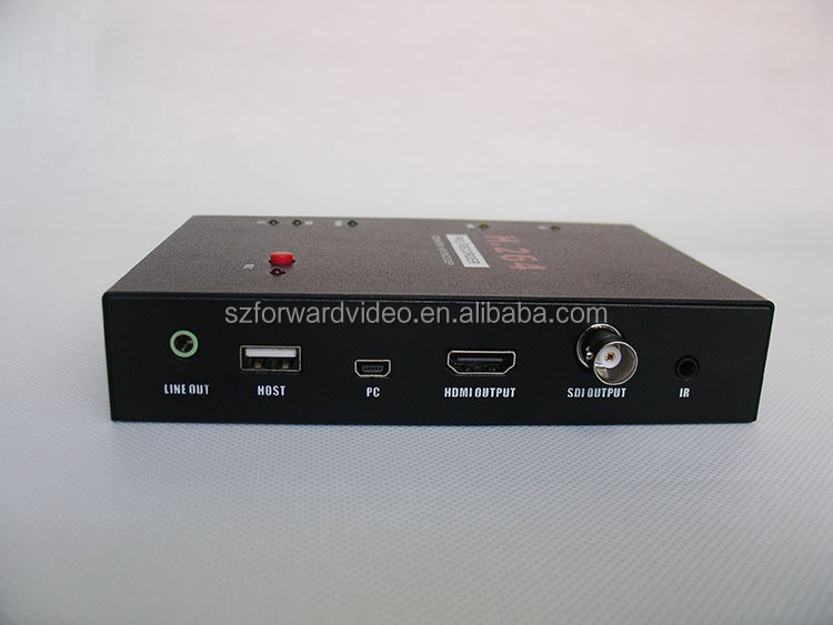 with SDI AND HDMI input and output pass through HD VIDEO CAPTURE EZCAP286