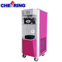 commercial color steel soft-serve ice cream making machine for mcdonald