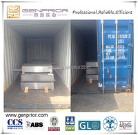 High strength structural steel sheet for buildings