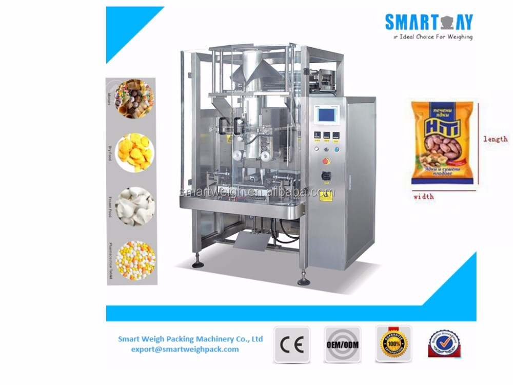 2016 SW-P620 Pillow Bag Packing Machine for Small Food