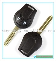 Supply Best price remote key blanks for sale 2 buttons door key