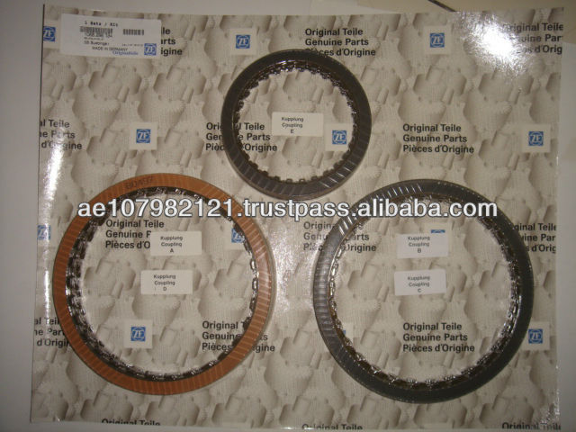 Zf6hp26 la transmisión zf original friction clutch kit)