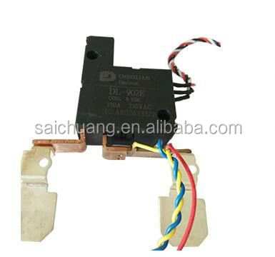 Factory Directly Magnetic Latching Relay 90A 250VAC Anti Magnetic