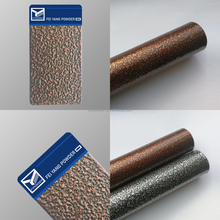 Big Hammer Texture Copper hybrid type Powder Coating