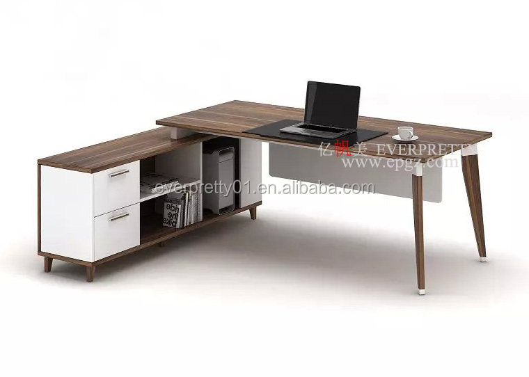 Hot sale office furniture desk commercial furniture Project made in China