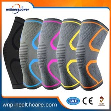 Hot sale factory direct price tommy copper pain relieving compression knee sleev for women