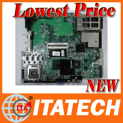 374709-001 motherboard for hp laptop ZD8000 with full tested and warranty