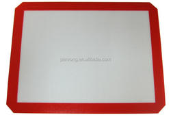 Placemats Silicone Baking Mat Set , Non Stick Silicon Liner for Bake Pans & Rolling Pastry,Cookie,Bun,Bread Making