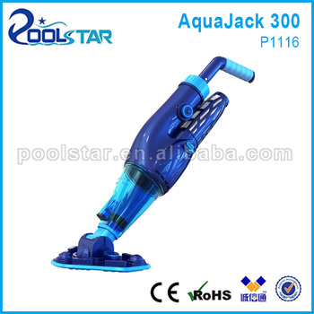 An electric underwater cleaner P1116 for swimming pools and spas