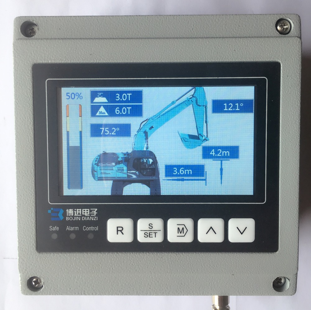 Safe Load Indicator Systems : List manufacturers of crane monitor indicator buy