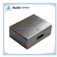 OEM stainless steel electronic enclosure