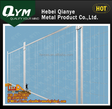 Used Hot Dippied Galvanized Temporary Fence system for sale