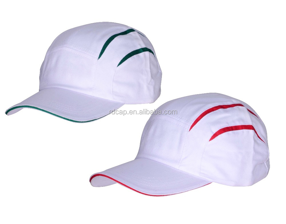7 panel sun gorro sandwich visors white fedora mens supreme with sandwich custom logo summer cheap baseball hats