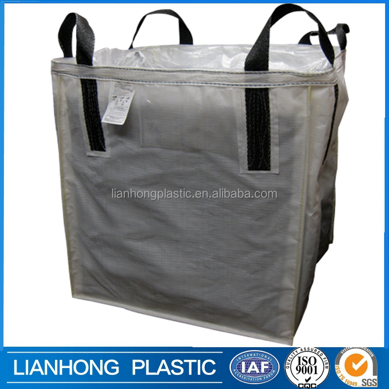 1.5 ton jumbo big bags 1500kg, polypropylene fibc big bag 1 ton, Color printing big bag 1500kg