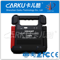 New Patented 24000mAh 12V/24V Portable Car Battery Booster