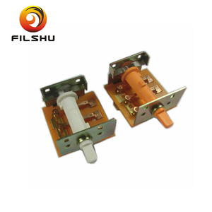 hot selling Oven rotary switch 250V 16A for heater,oven,toaster