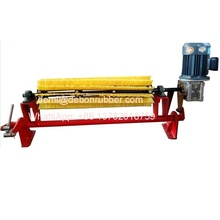 Mining industry heavy duty polyurethane belt scraper belt conveyor cleaning <strong>brush</strong>