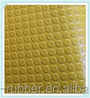 round stud dot anti-slip rubber mat