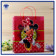 2015 popular design gift hand pvc bag with handle