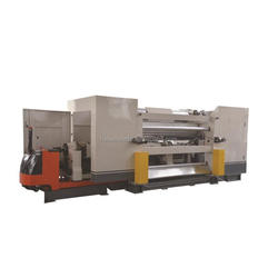 Cassette type single facer corrugated machine for corrugated carton box production line
