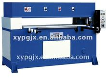 Hydraulic flatbed four post die cut machine