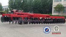 trailed heavy disc harrow 200hp tractor