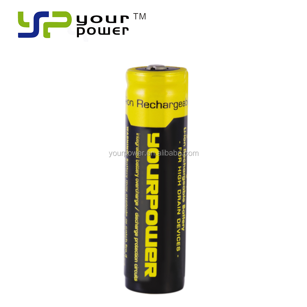 14500 lithium polymer USB rechargeable battery