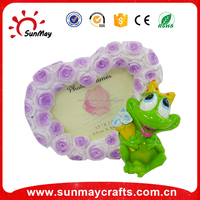 cartoon frog mini picture frame