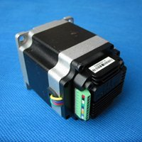 Nema23 57mm integrated stepper motor with controller view for Stepper motor integrated controller