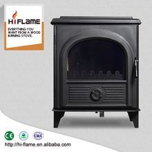 China Supplier Fireplace HiFlame Large Output Wood Burning Stove AL910