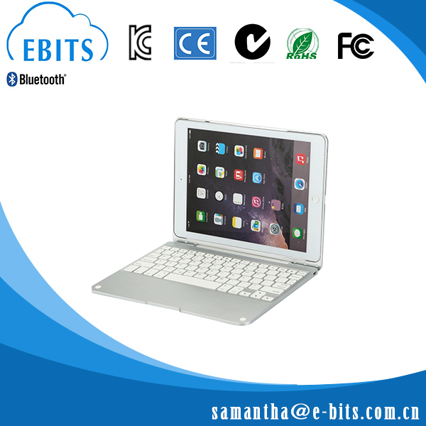 OEM factory direct wholesale desktop flexible wireless bluetooth keyboard For Apple