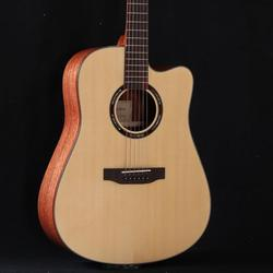 41 Inch Solid Spruce Top Guitar Acoustic Solid Wood Guitar Factory Wholesale China Brand Guitar