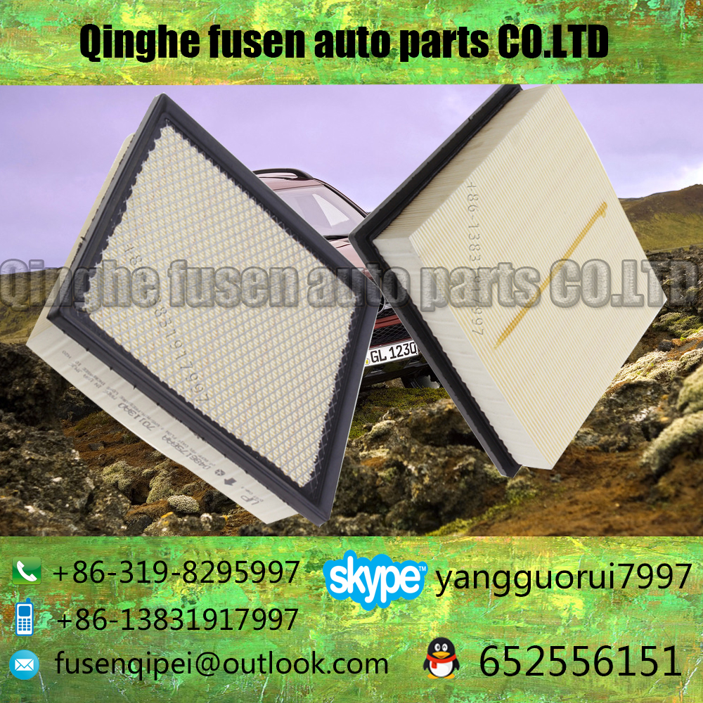 Hot sale high quality PU air filter doors OEM 04861756AA K04861756AA 1780131130 178010P050