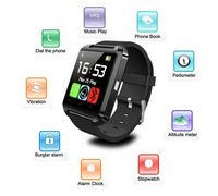 U8 smart watch phone bluetooth touch screen smart watch for Andriod/ IOS