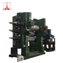 High efficiency and good performance customized Reliable rubber calender three rollers machine