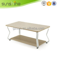 China supplier manufacture hotsell guess coffee table