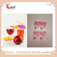 Instant Fruit Flavored Drink Powder China