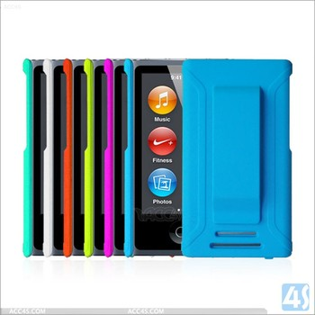 Ultra thin fit shell case cover for Apple iPod Nano 7